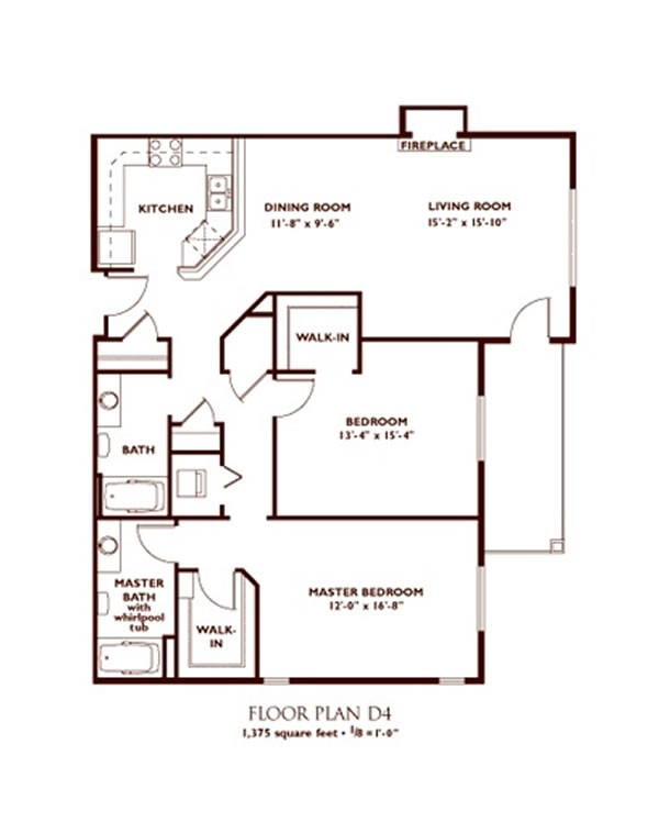 Madison apartment floor plans nantucket apartments madison for 2 bedroom flat design plans